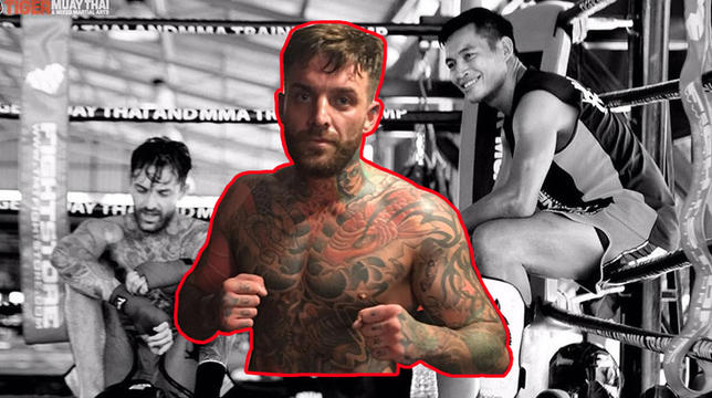 Geordie Shore's Aaron Chalmers Confirms First Ever Professional MMA Fight. Keemon!