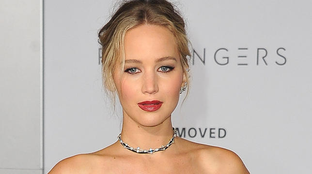 Jennifer Lawrence Recalls Standing In 'Degrading' Naked Line-Up During Audition