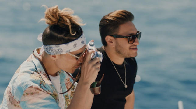 From Gangsters To Models, Jonas Blue Gives Us The Inside