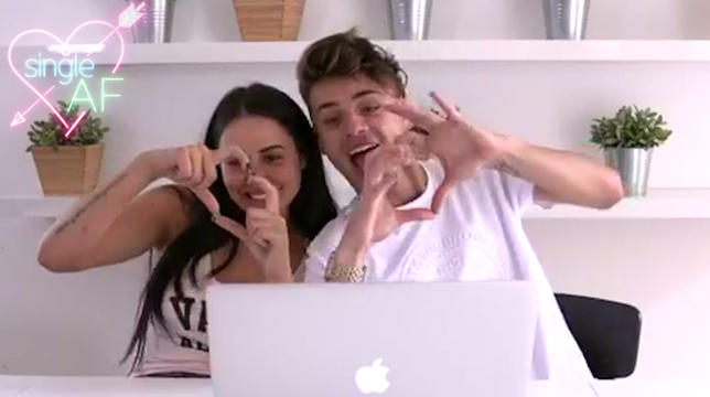 casey singles She confirmed her romance with singer in august, after meeting him on the forthcoming dating show single af marnie simpson looked more smitten than ever with boyfriend casey johnson on.