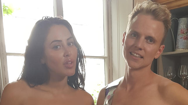 Marnie Simpson and Courtney Act Talk Penises As They Go