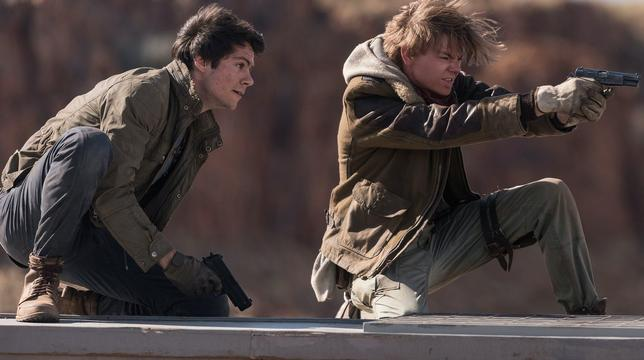 Dylan O'Brien Stars In New MAZE RUNNER: THE DEATH CURE Images – Exclusive! | MTV UK
