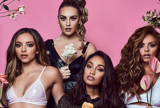 Little Mix strip naked for empowering body positive music