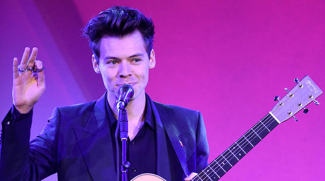 Harry Styles 'Confirmed' To Perform At Victoria's Secret Fashion Show And Fans Are Freaking Out | MTV UK
