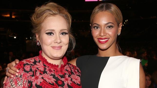 Beyoncé and Adele Are The Highest-Paid Women In Music | MTV UK