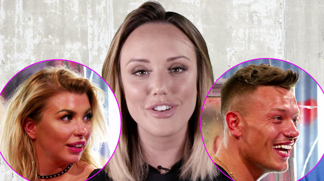 Olivia Buckland Looks Dramatically Diffe After Hair Transformation But Is All As It Seems