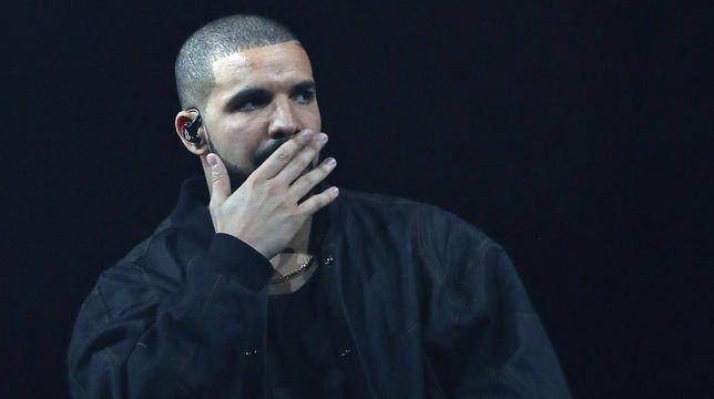 Drake's Done A Justin Bieber As 'In My Feelings' Gives Drizzy His 3rd No.1 This Year | MTV UK