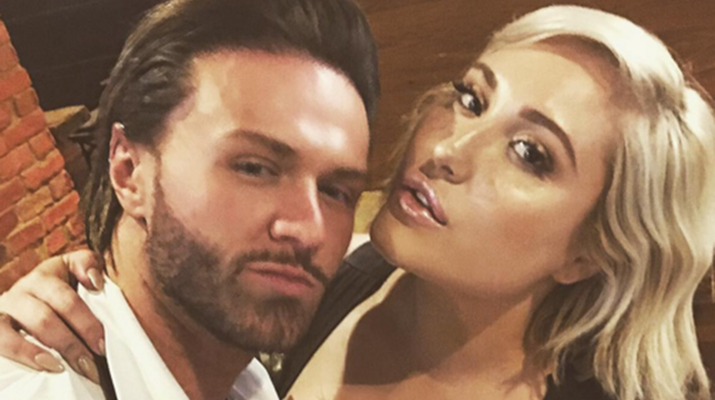 Is Kyle Christie Moving On From Holly Hagan With David
