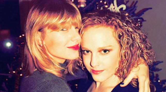 Taylor Swift's Leaked Bridesmaid Speech For Best Friend Abigail Is Seriously Raunchy