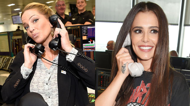 Cheryl And Sarah Harding Share Sweet Exchange After Three Years Without Speaking