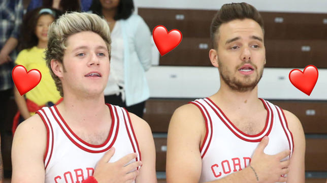 One Direction's Liam Payne And Niall Horan Just Totally Fangirled Over Each Other