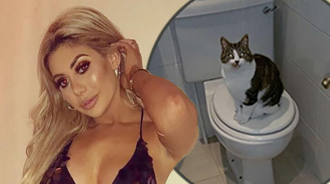 Chloe Ferry Is Desperate For Her 'Possessed' Cat Barbara To Undergo An Exorcism