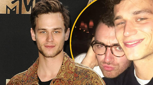 Brandon Flynn Gave Sam Smith The Cutest Shoutout And Our Hearts Can't Cope