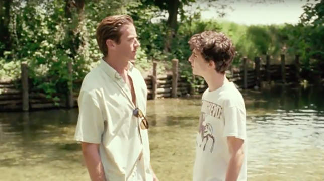 Armie Hammers Nuts Had To Get Edited Out Of Call Me By