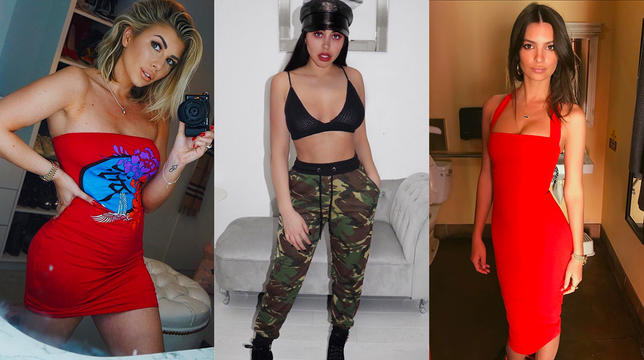 228d08e908dba1 From Marnie Simpson To Olivia Buckland: The Celebs Who Are Selling Their  Clothes On Depop   MTV UK
