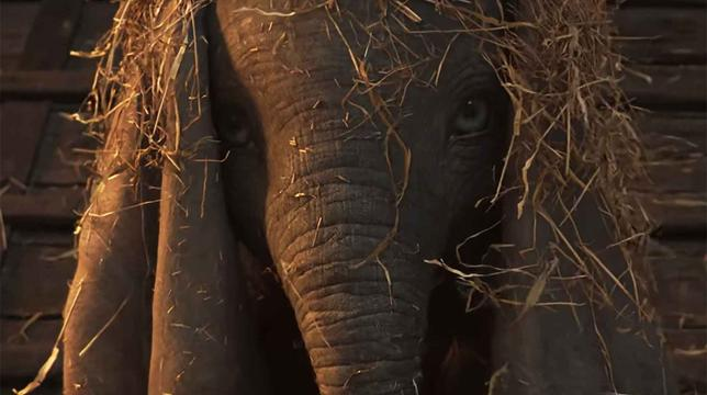Watch The Stunning First Trailer For Disney's New Live-Action Dumbo Movie | MTV UK