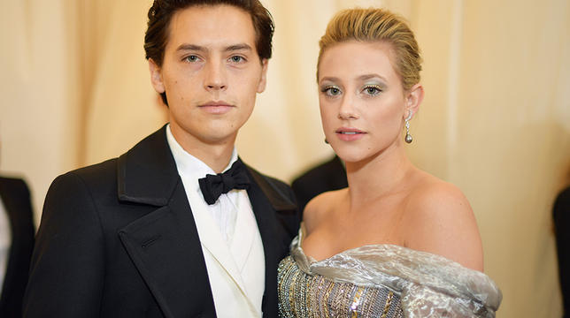 Lili Reinhart Dishes On Her 'Intimate' Characterize Shoots With Cole Sprouse thumbnail