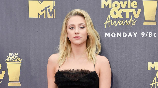 Lili Reinhart's Twitter Legend Has Been Hacked As Pretend Nude Checklist Hits The Internet thumbnail