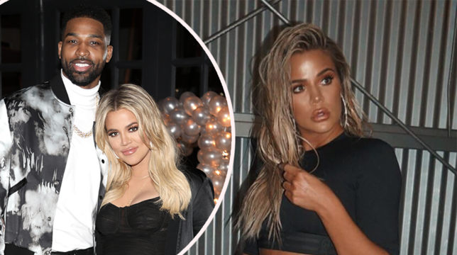 Khloe Kardashian Goes Fat Savage On Fan Who Said She's 'Appearing Fancy Tristan Thompson Didn't Cheat' thumbnail