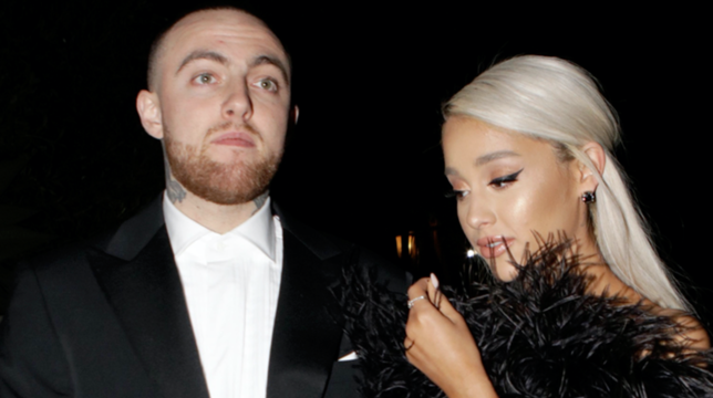 Mac Miller's Shut Friend Defends Ariana Grande: 'No One Was Extra Supportive Of His Sobriety' thumbnail