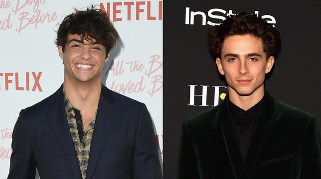 Noah Centineo Bought Dragged In Comparability To Timotheé Chalamet However Followers Weren't Having It thumbnail