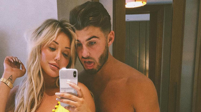 Charlotte Crosby Responds To Reports She's Split From Josh Ritchie