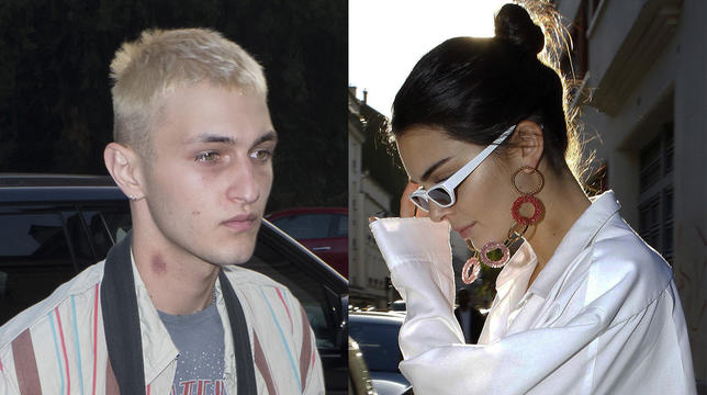 Did Kendall Jenner And Anwar Hadid Give Every Various These Big Admire Bites? thumbnail