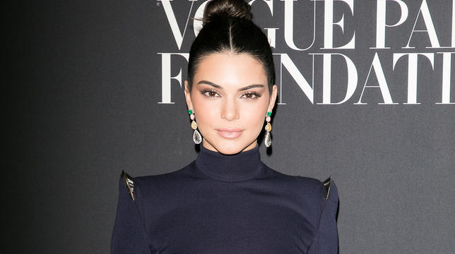 Vogue Referred to as Out For Tradition Appropriation Over Kendall Jenner Afro Pic thumbnail