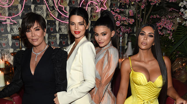 The Real Reason Why The Kardashian-Jenner Christmas Card Has Been Cancelled thumbnail