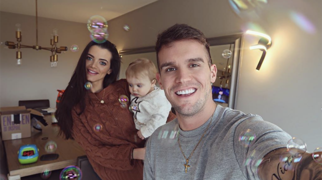 Gaz Beadle And Emma Mcvey Are Slaying The Parenting Game Mtv Uk