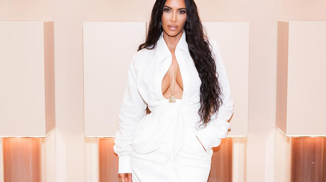 Kim Kardashian Responds To Claims She Removed Her Ribs to Achieve A Tiny Waist | MTV UK