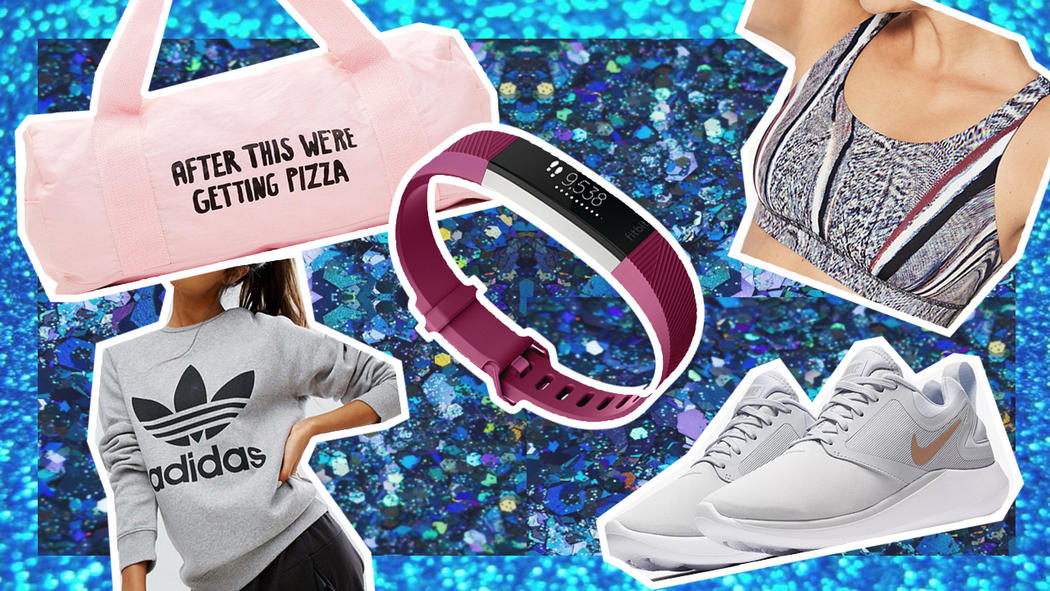 give your workout loving bff sibling or bae a head start on the fitness goals with these perfect prezzie ideas guaranteed to be a winner for anyone whos