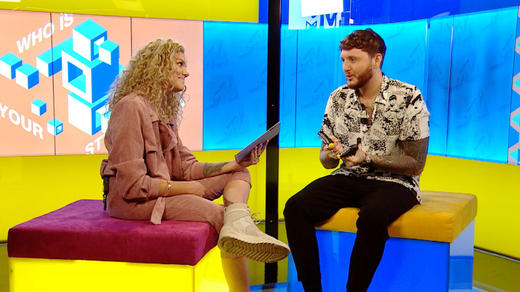 MTV Asks James Arthur