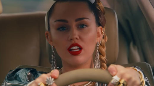 Mark Ronson Ft Miley Cyrus Nothing Breaks Like A Heart Music Video