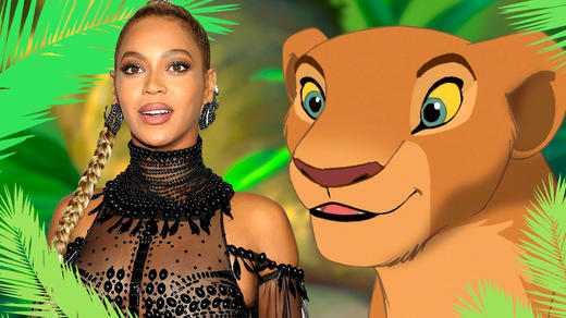 Image result for beyonce in the lion king
