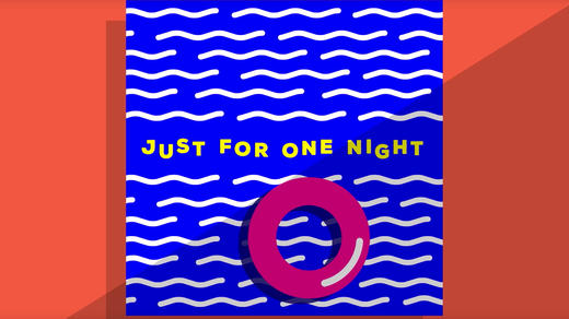 Just For One Night (Ft. Astrid S) (Lyric Video)