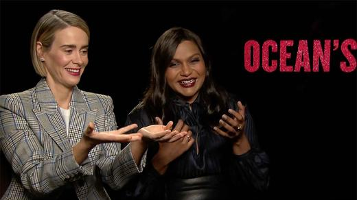 Ocean's 8 Cast Want OPRAH To Join For Ocean's 9 | MTV Movies