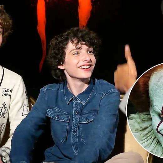 The Scariest Moments In It Cast Reveal Faves Mtv Uk