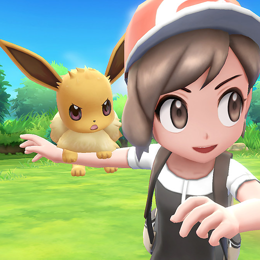 7 Things You Need to Know About Pokémon: Let's Go Pikachu & Eevee