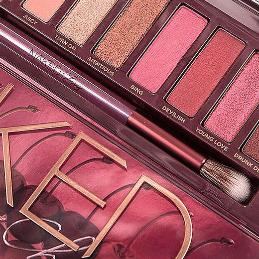The Urban Decay Naked Cherry Palette Is Real And It's On Its Way