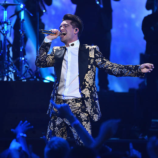 Panic At The Disco Hey Look Ma I Made It: Brendon Urie Chats New Album & Reminisces About