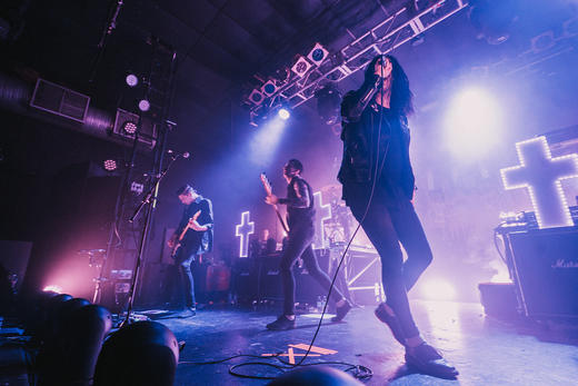 Creeper - Exclusive On Tour Pictures