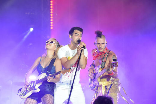 DNCE At Isle Of MTV Malta 2017