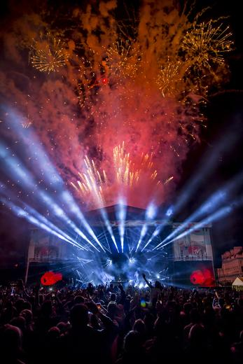 Club MTV Crashes Plymouth 2017 With Martin Garrix, Wilkinson, Gorgon City, Jax Jones & R3WIRE & Varski