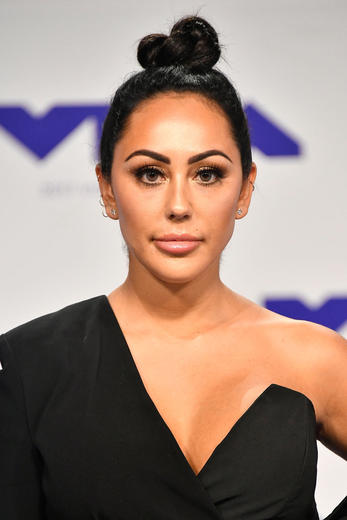 Sophie Kasaei from Geordie Shore at the 2017 MTV VMA
