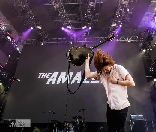 The Amazons Perform at MTV Gibraltar Calling