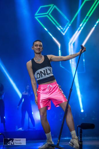 Years & Years Performs at MTV Gibraltar Calling