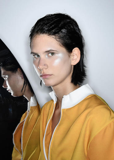 LFW SS18 Best Beauty, Makeup, Hair Looks