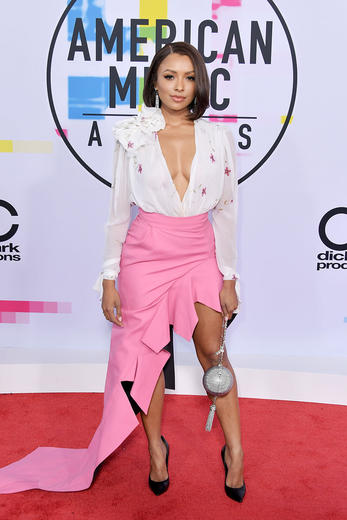 Craziest dressed celebs at the 2017 AMAs
