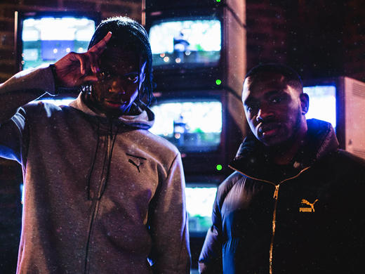 Former MTV Brand New Winners Krept & Konan